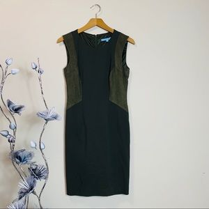 Antonio Melani Sleeveless Velvet Dress